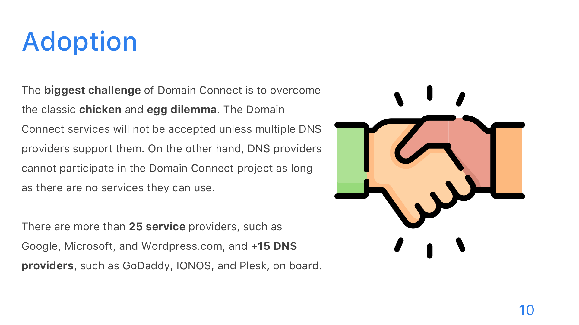 Domain Connect - Slide 10