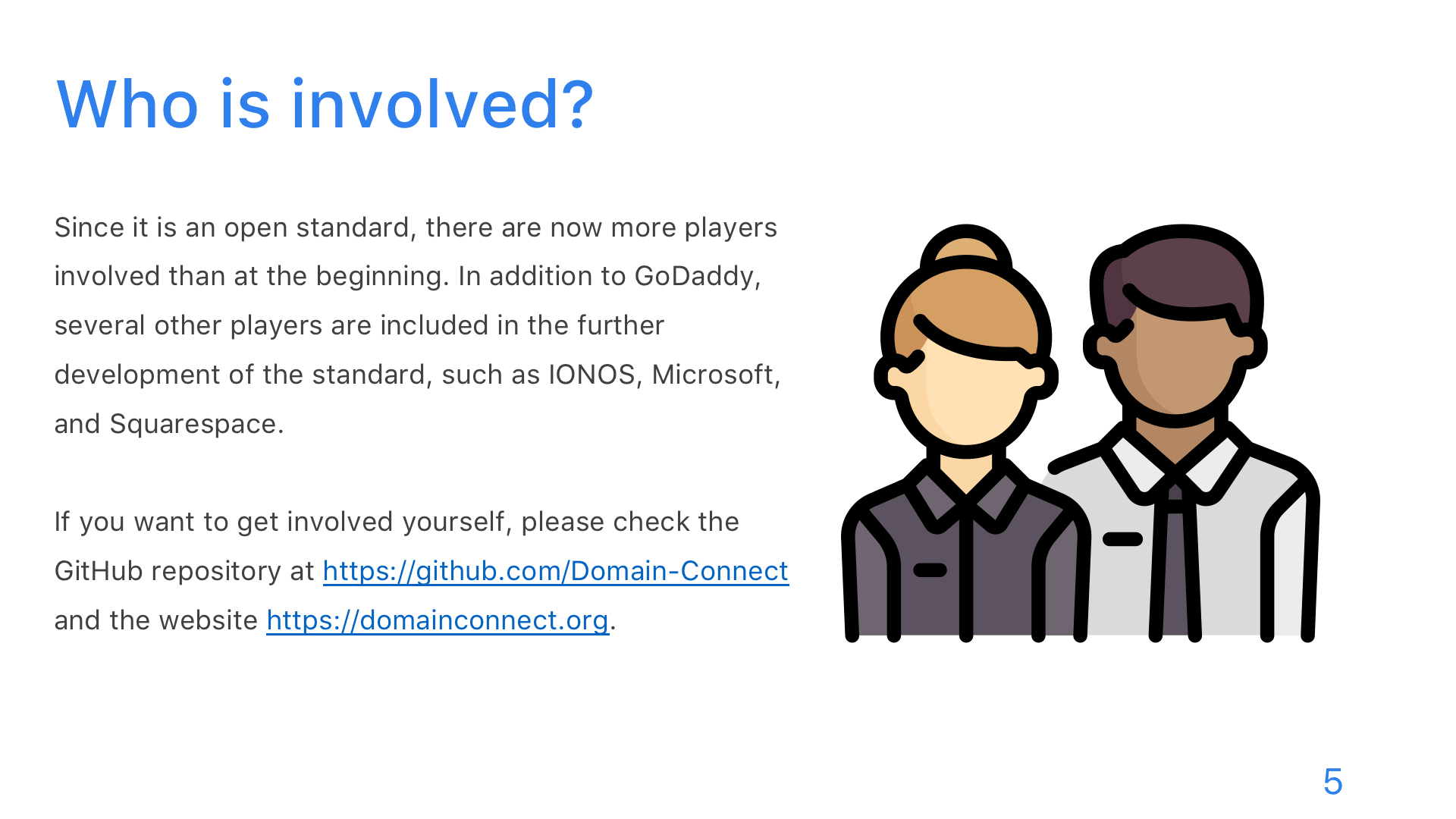 Domain Connect - Slide 5