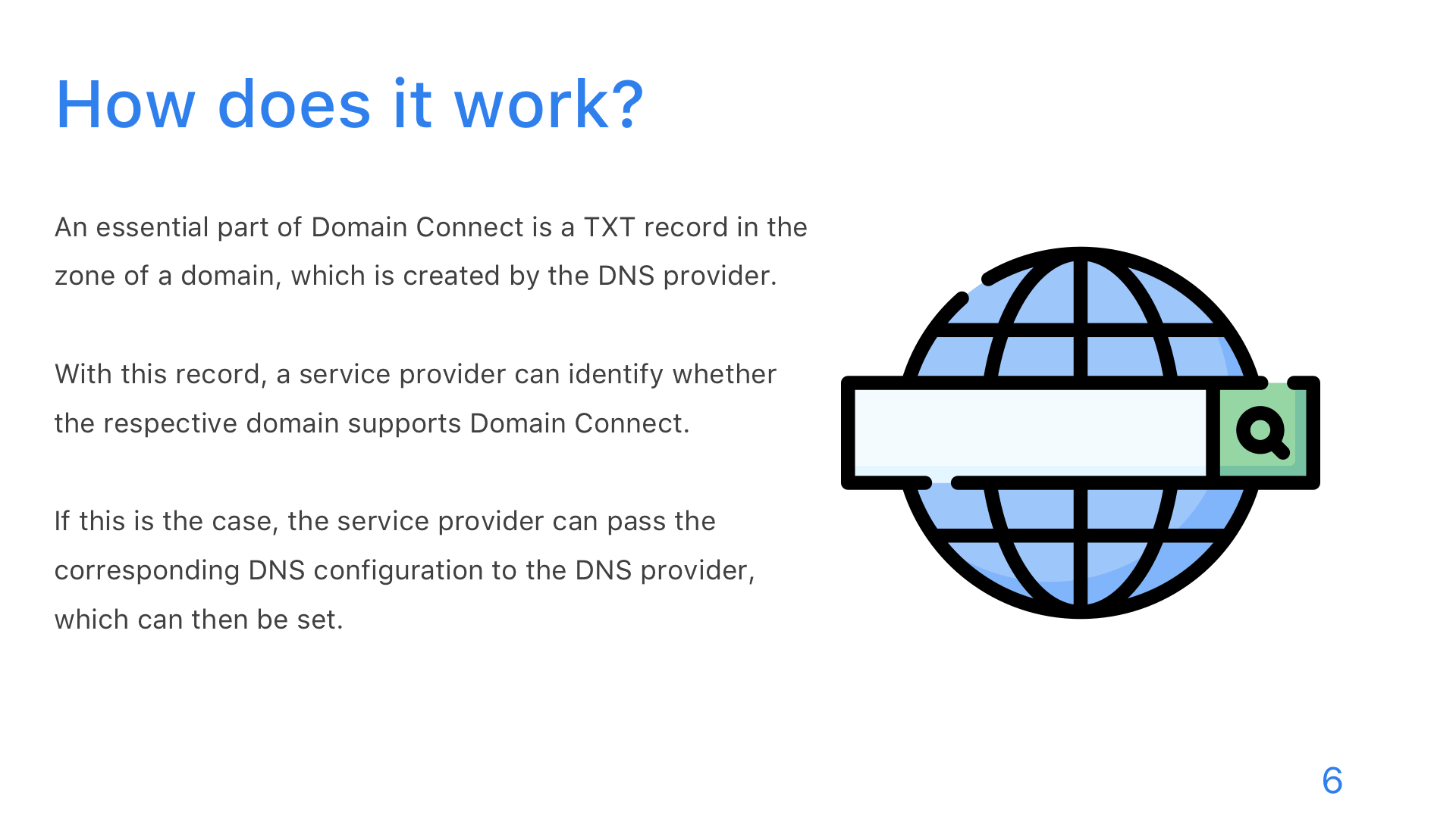 Domain Connect - Slide 6