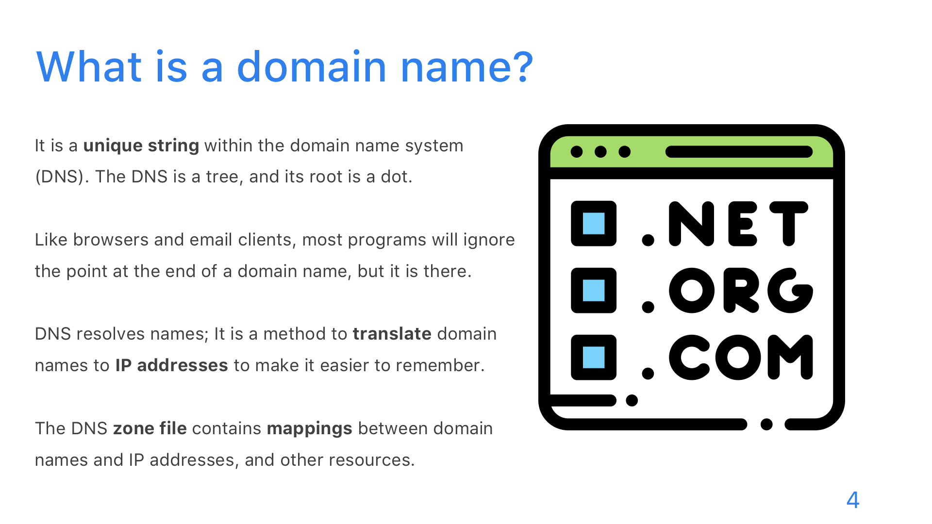 Domain Monitoring - Slide 4