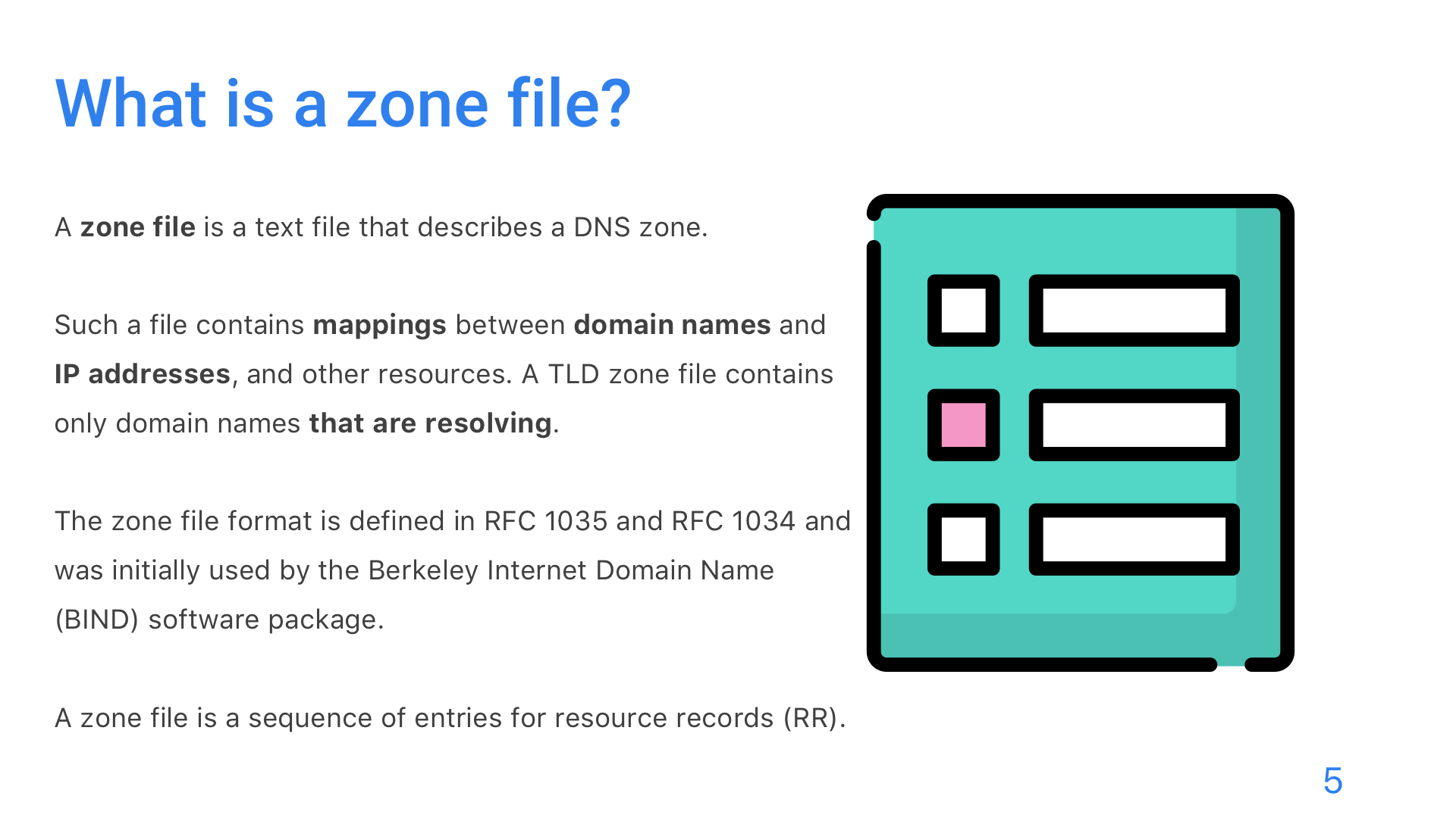 Domain Monitoring - Slide 5